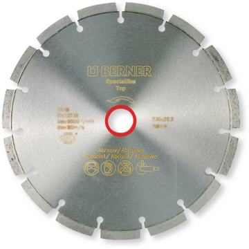 Disque diamant SPECIALline Top 230X22,2 abrasif